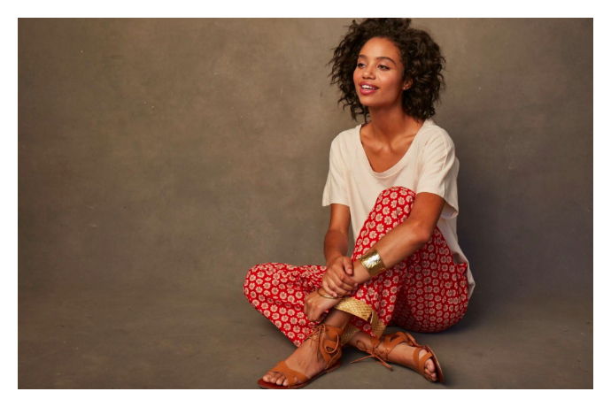 Gorgeous pajamas by Sudara that help women in India find safe, sustainable work.