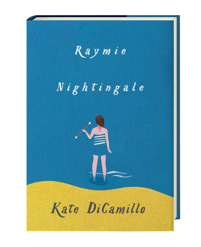 Raymie Nightingale by Kate DiCamillo: Editors' Best Children's Books 2016