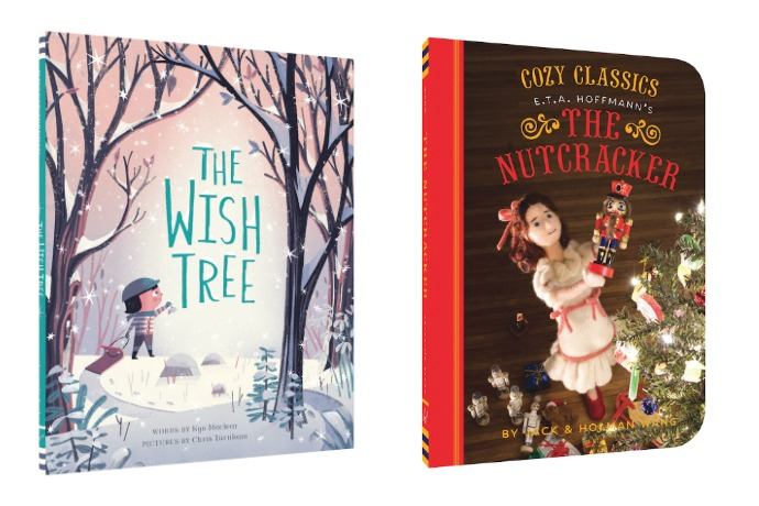 This year's best new books for Christmas, to help your kids get even more excited for the big day.