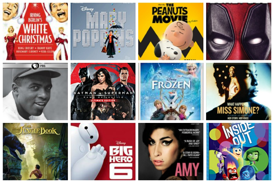 An amazing one-day sale on movies that supports an amazing cause too.