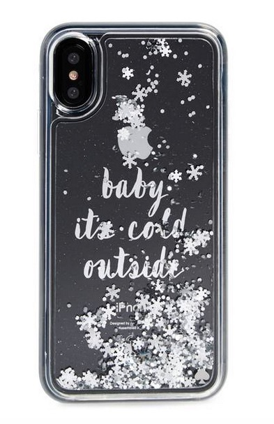 Last-minute holiday gift ideas: Kate Spade iPhone Case at Nordstrom