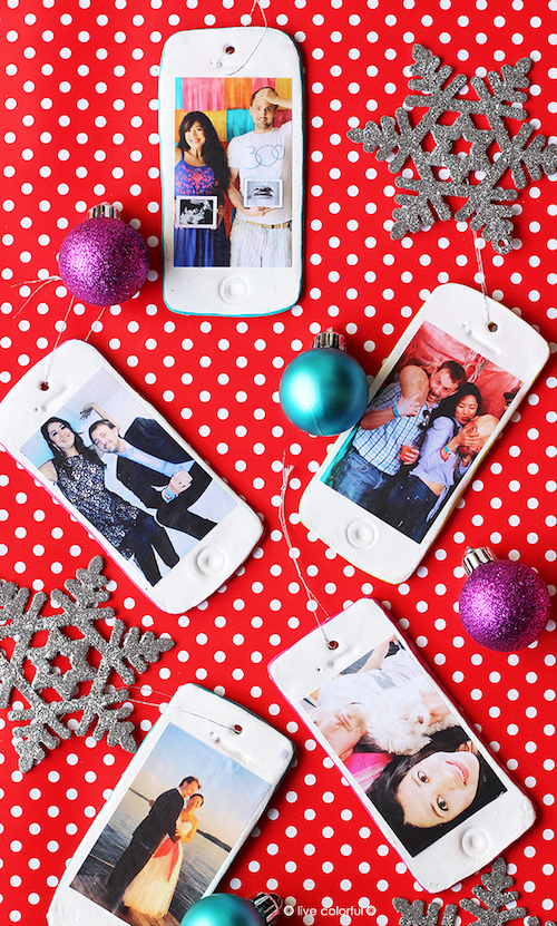Last-minute holiday gift ideas: iPhone Ornaments by Chica Circle