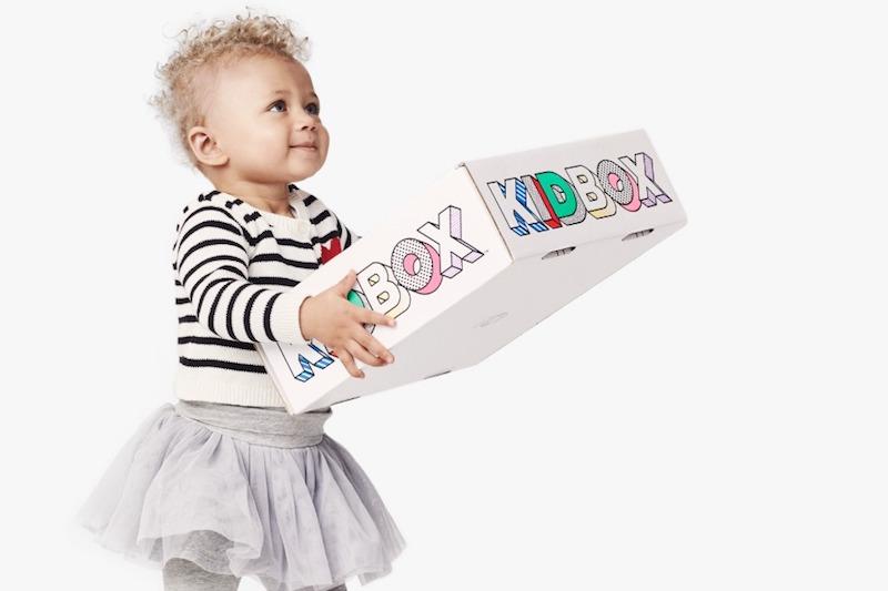 Last minute holiday gift ideas: Kidbox