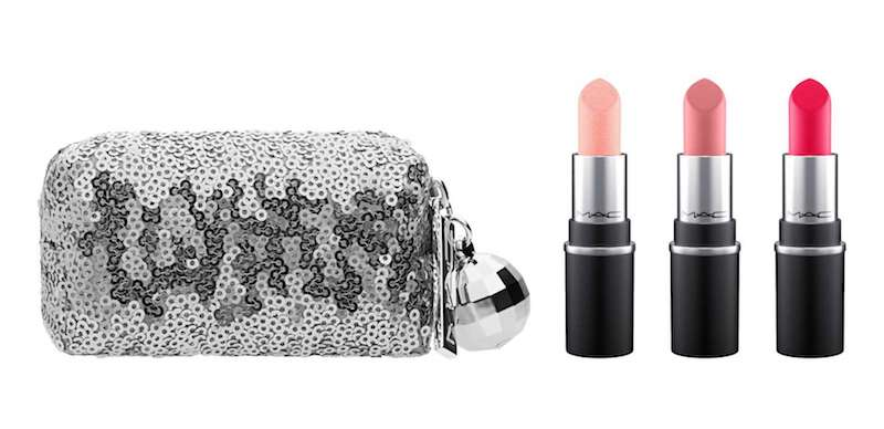Last-minute holiday gift ideas: MAC Mini Lipstick Set at Nordstrom