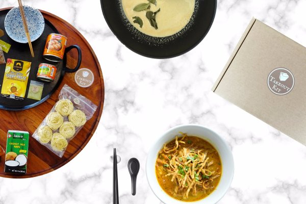 Last-minute holiday gift ideas: Takeout Kit