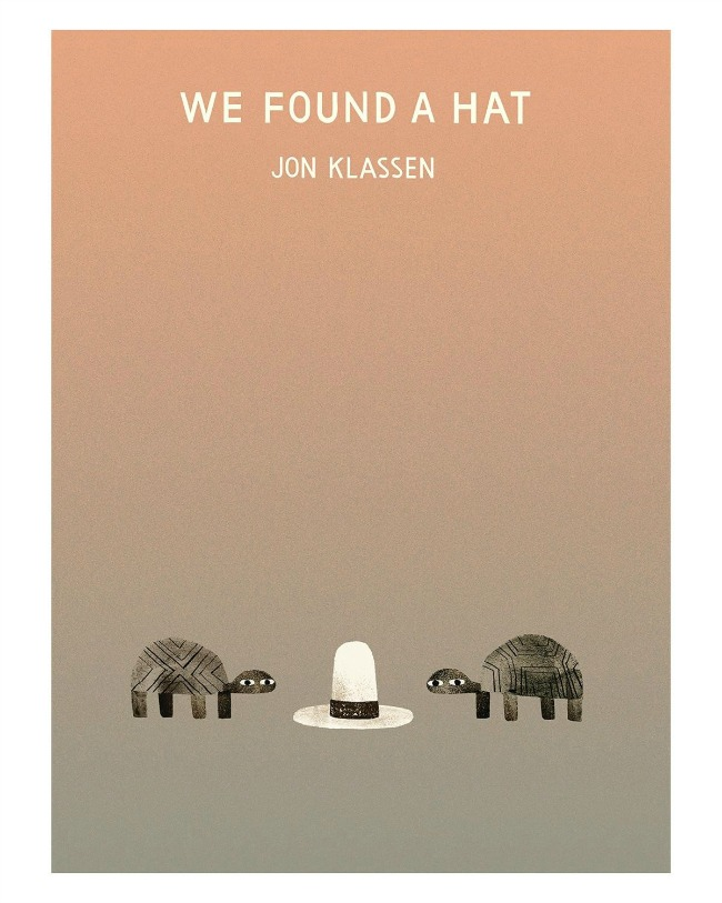 We Found a Hat by Jon Klassen: Editors' Best children's Books 2016