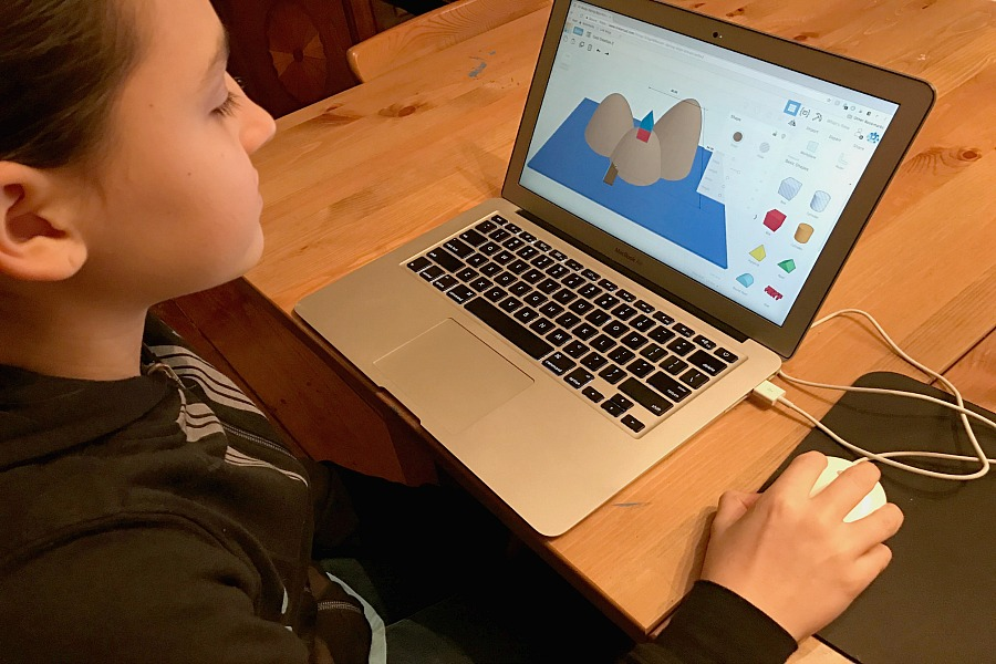 3 inspiring ways your kids can design, create and invent using Tinkercad.