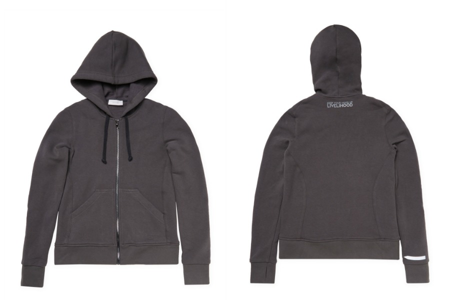 Livelihood: Ashley Biden's brilliant hoodies for good initiative