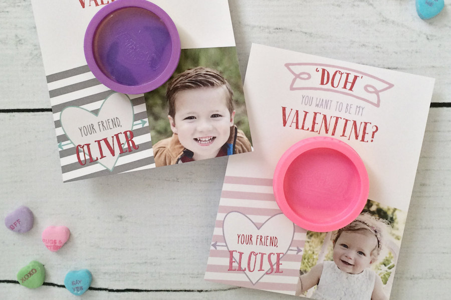 10 cool non-candy Valentine's Day classroom treats kids will love. And uh, parents will thank you! | Valentine's Day Gift Guide 2017