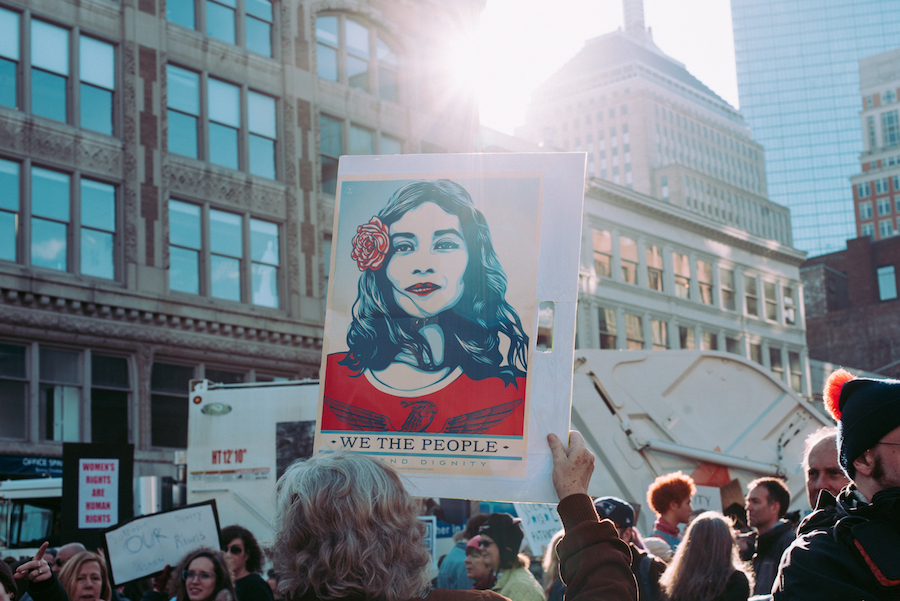 12 ways to make a difference on International Women's Day | photo: Alice Donovan Rouse