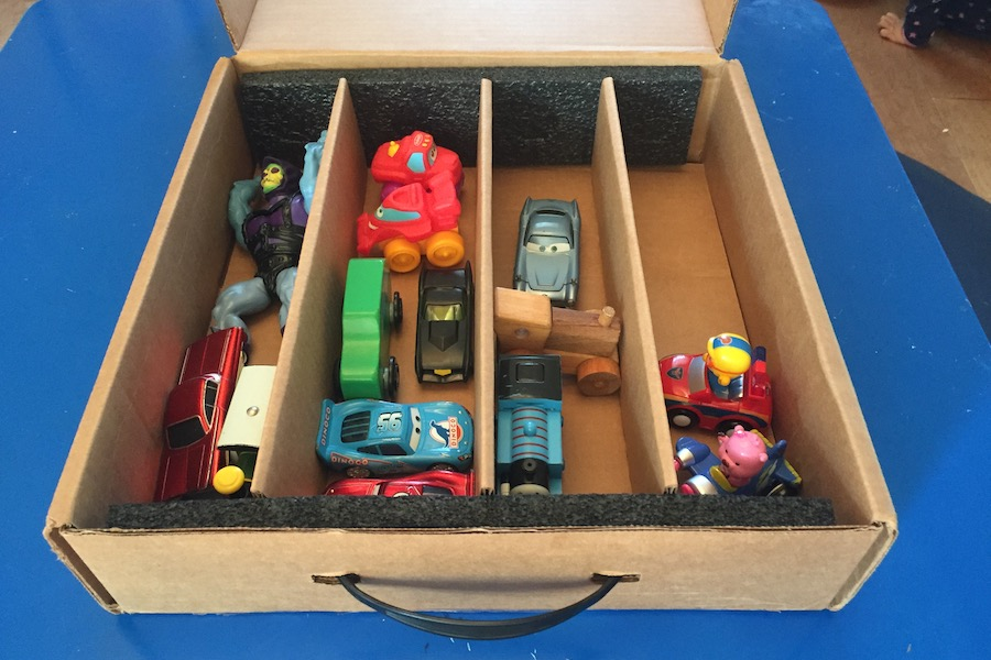 6 surprising things you should never throw away, because they make great toy storage solutions