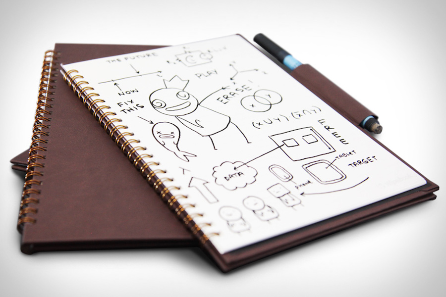 The Wipebook dry erase notebook: One random office supply gift your kids will absolutely love.