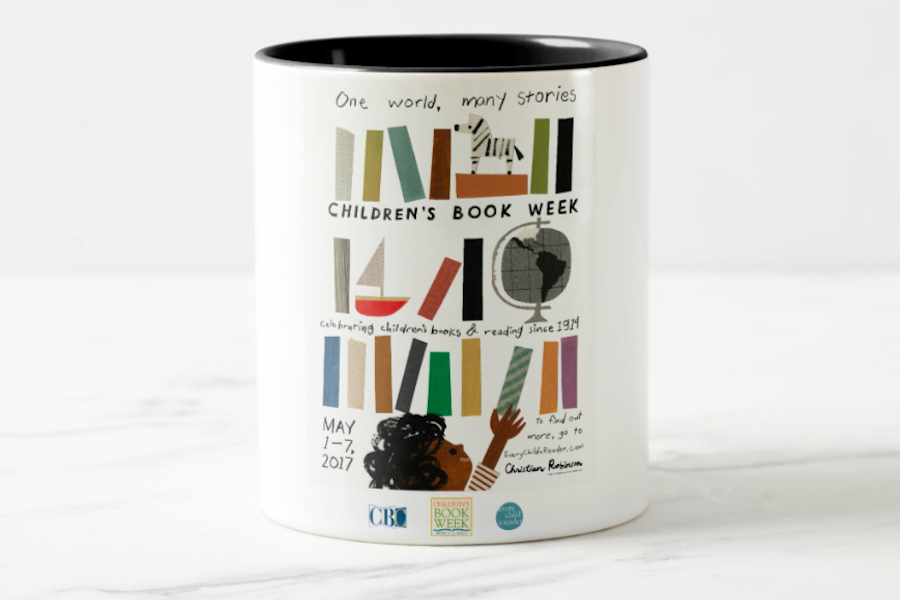 One of our favorite teacher gifts is back: the 2017 Children's Book Week poster and gifts!