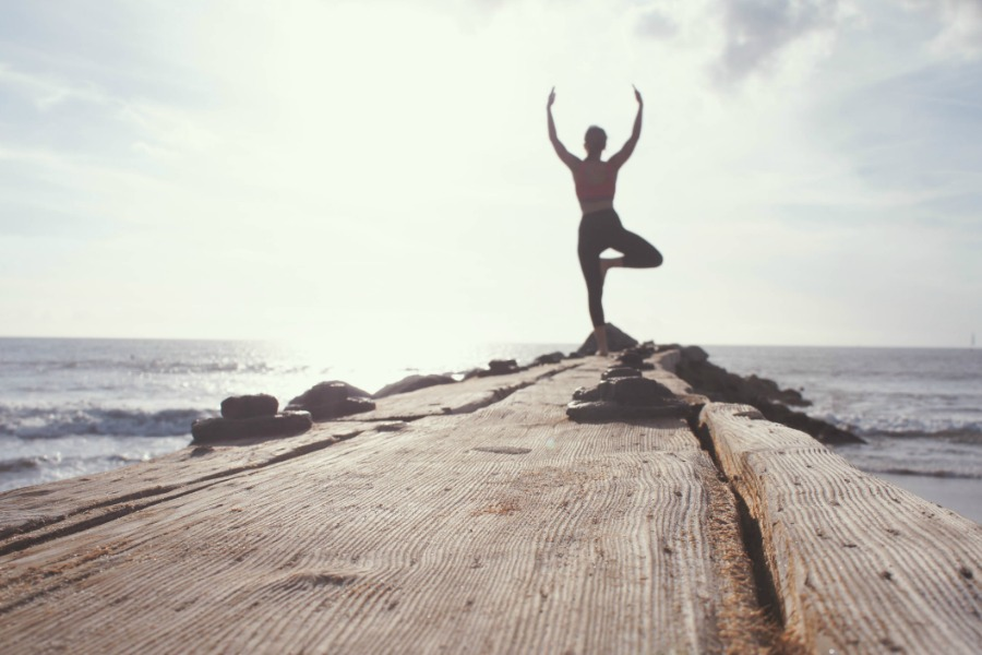How to get started with yoga when you feel like the last person to try it: 6 easy tips to help
