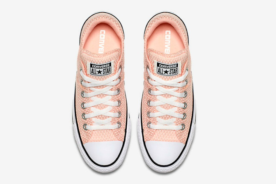 Hot trend alert: Rose sneakers are this summer's new neutral