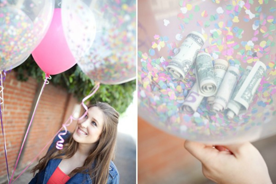 6 fun, creative ways to give your graduate a cash gift and make it special