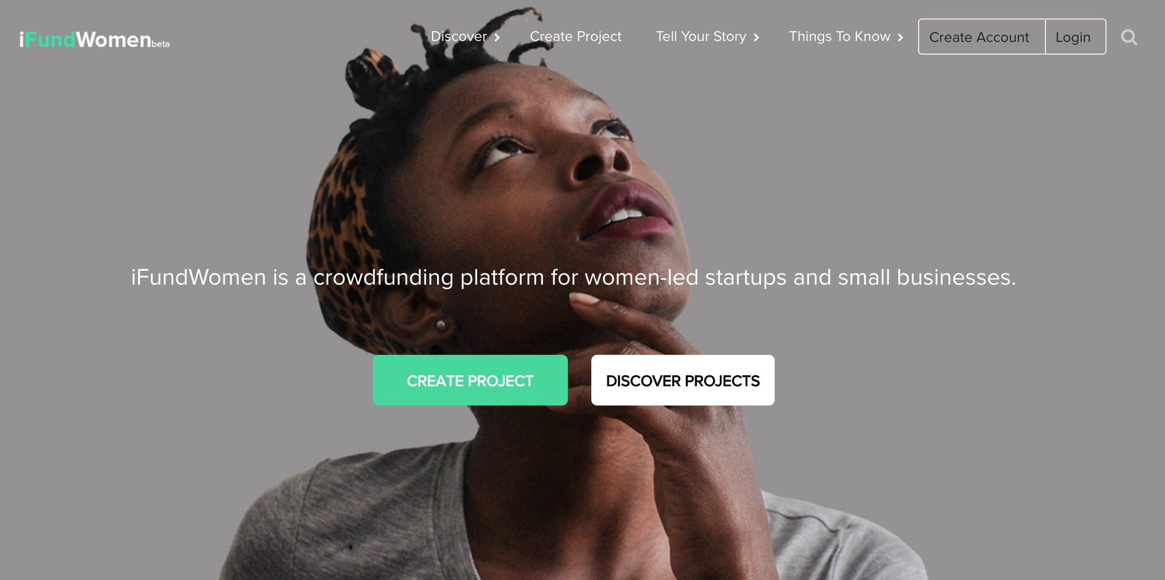 ifund women: A brilliant new crowdsourcing site exclusively for women-run startups and initiatives