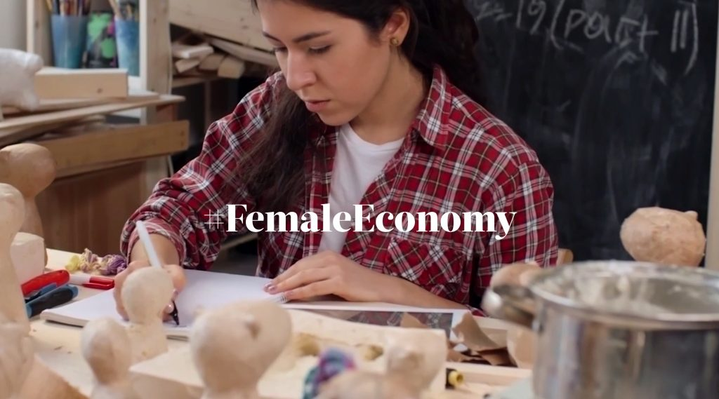 A donation to ifundwomen is an investment in the female economy
