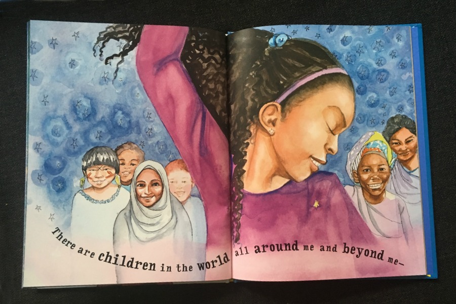 Gwendolyn Brooks's new children's book offers a joyous lesson in empathy