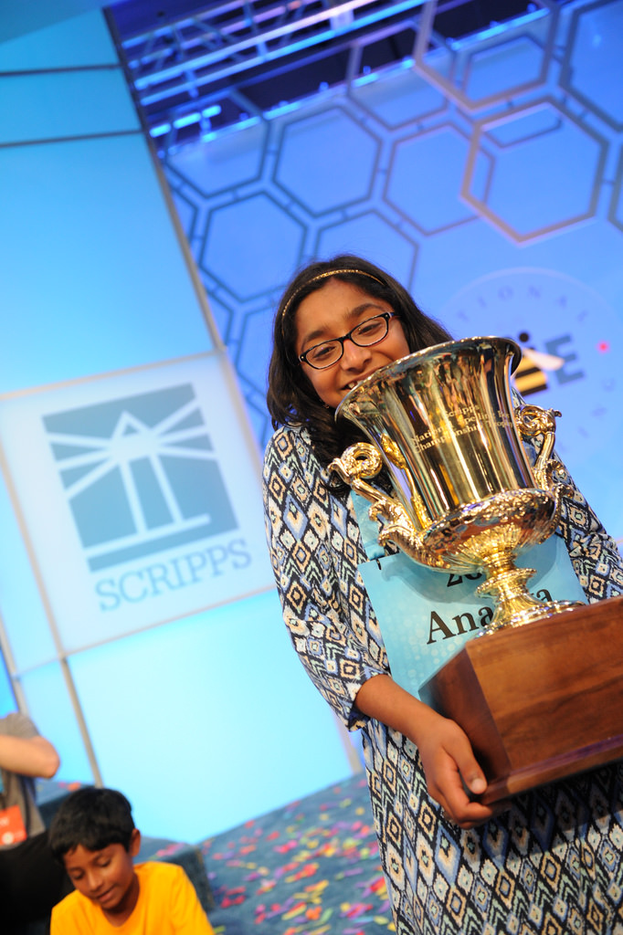 Congrats to 2017 Scripps Spelling Bee winner Ananya Vinay! Find out which word sealed the honor