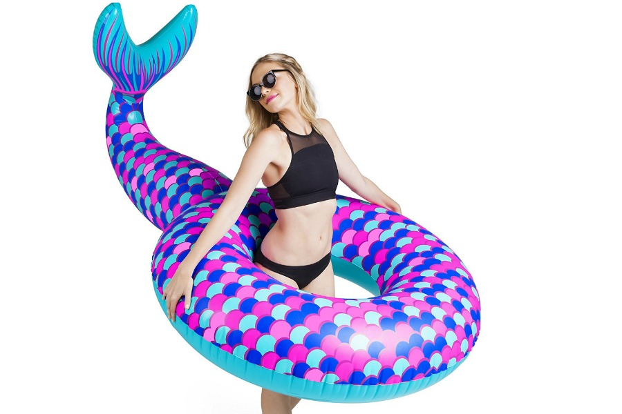 Everybody in the pool! 10 of the coolest pool floats for the whole family that are sure to make a big splash.