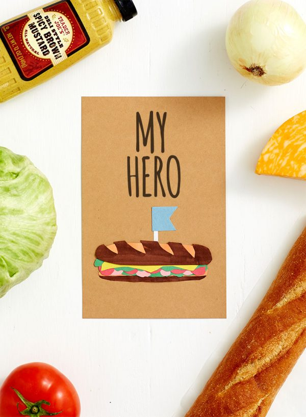 Last-minute Father's Day gift ideas: DIY Father's Day cards by Shari's Berries