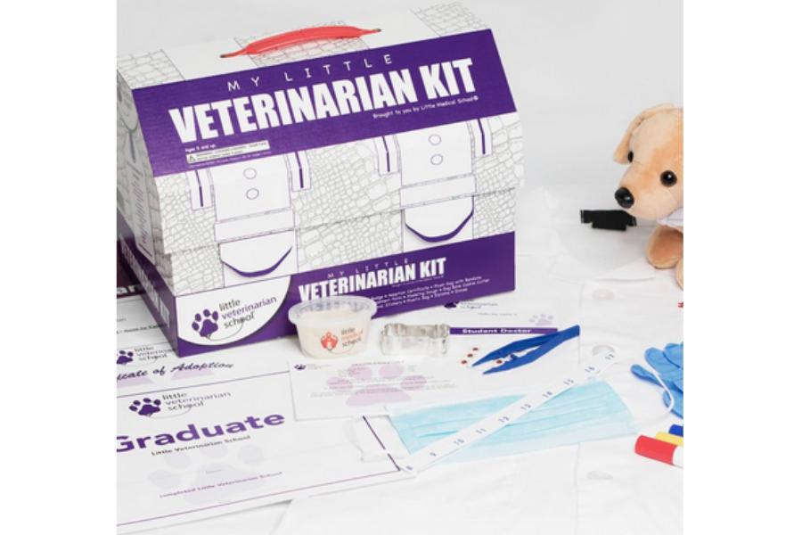My Little Veterinarian Kit by Little Medical School