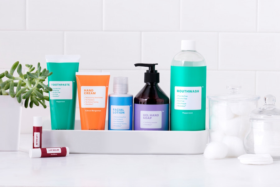 How good are the $3 beauty products from Brandless? An honest review.