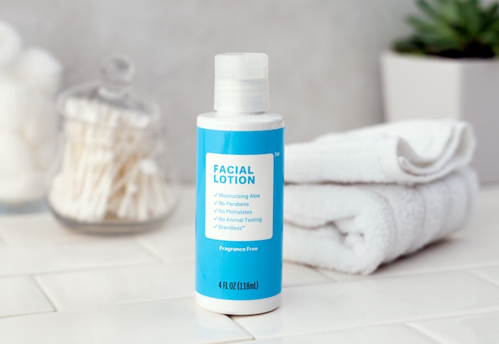 Brandless beauty products: Facial Lotion
