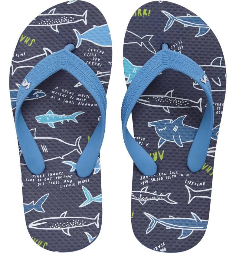 Kids' shark shoes: Shark Flip Flops| Nordstrom