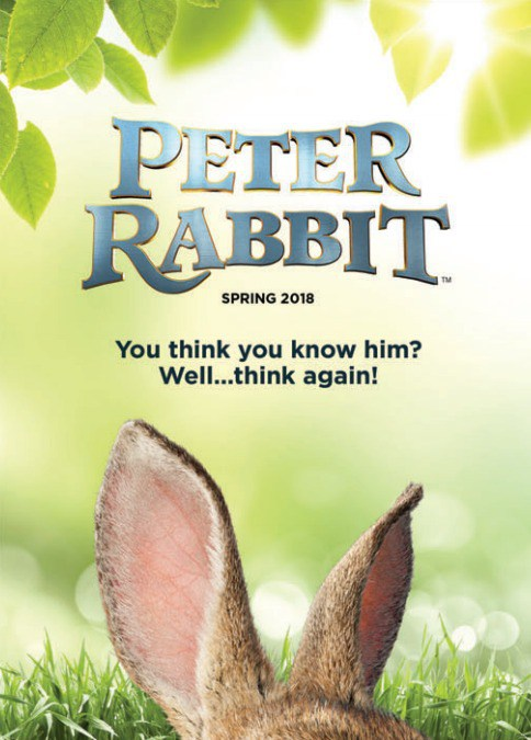 Children's books to read before they're made into movies: Peter Rabbit by Beatrix Potter