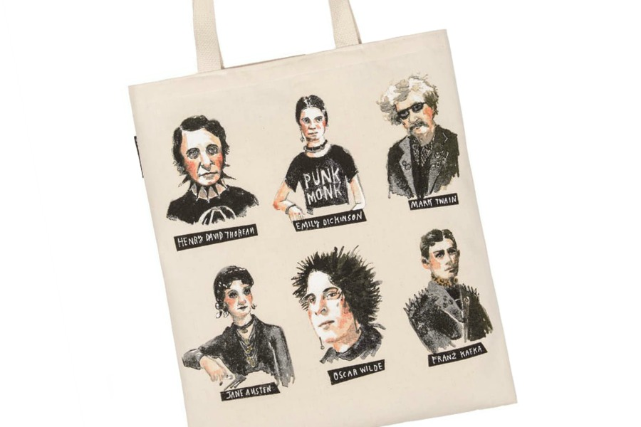 6 literary totes to help you with your book nerd cred.