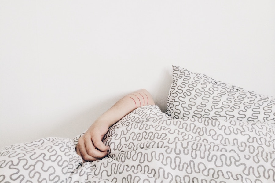 Tips for getting a better night's sleep: 8 tips you may not have tried.