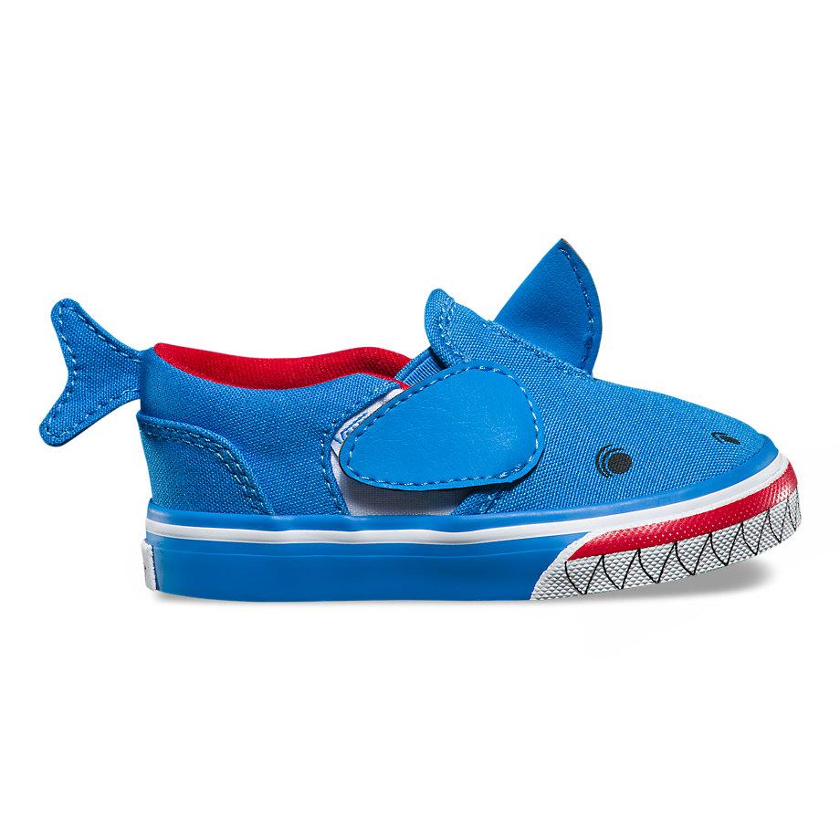 Kids' shark shoes: Asher Shark Vans | Vans