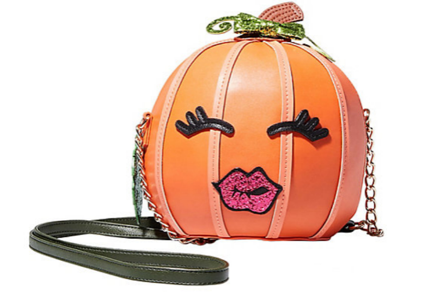 Betsey Johnson purses Kitsch Bets-O-Lantern Crossbody