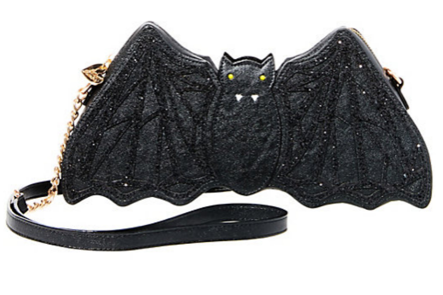 Betsey Johnson purses Kitsch Going Batty Crossbody