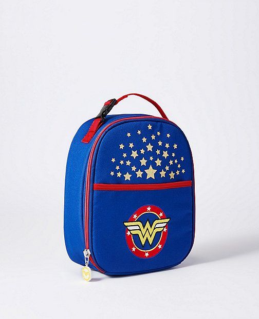 Retro Wonder Woman Justice League Lunchbox   | Cool Mom Picks Back to School Shopping Guide 2017