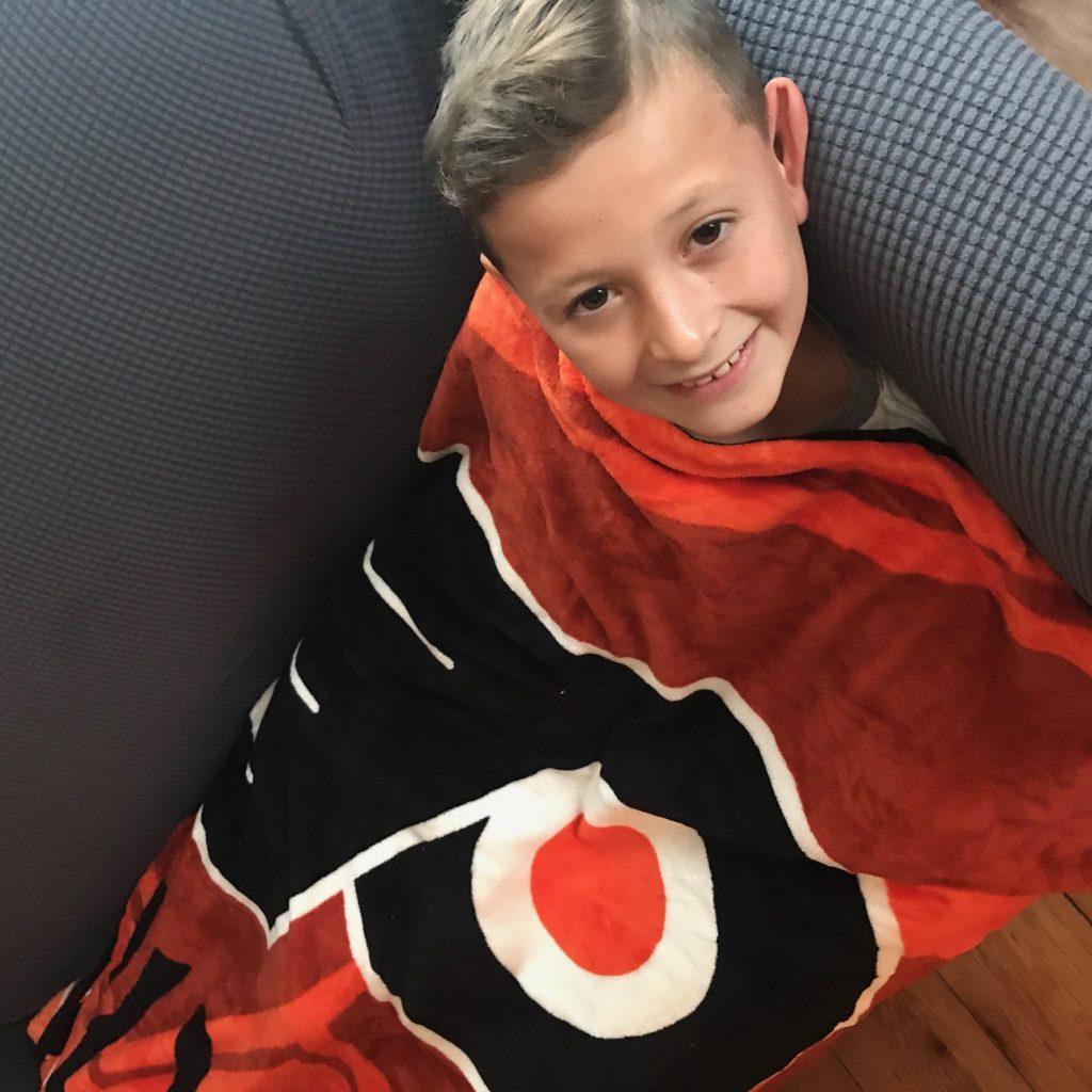The Northwest team blankets | Sponsor