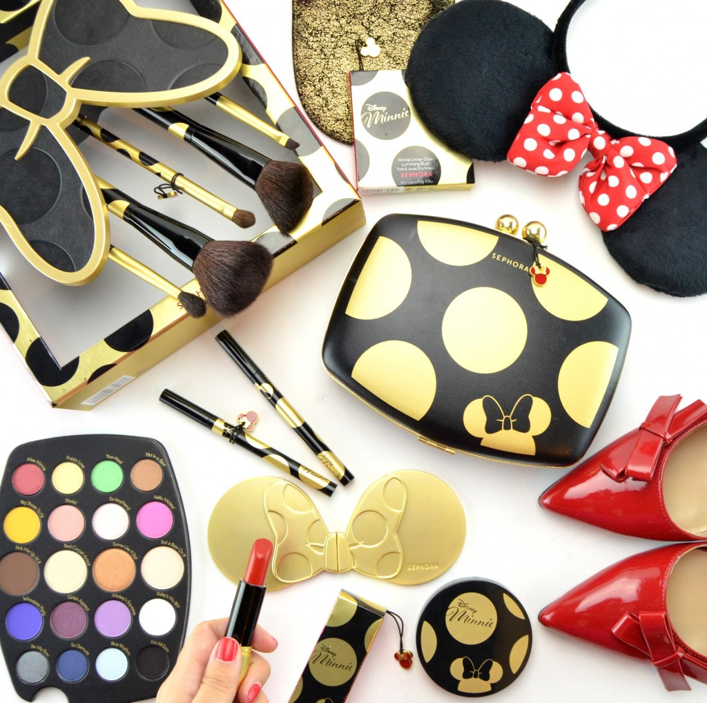 Fun makeup for adults: Sephora Disney Minnie Mouse Collection