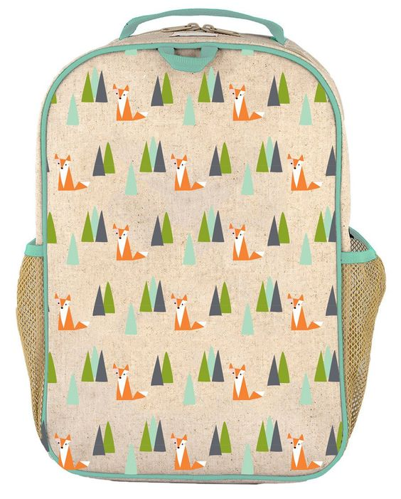 Soyoung Fox Backpack | Cutest Animal School Supplies | back to school shopping 2017