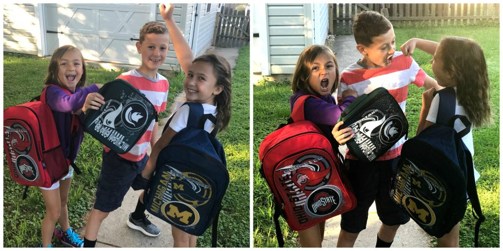 The Northwest accelerator backpacks and lunchbags | Sponsor