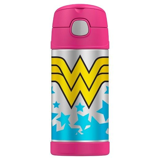 Wonder Woman Thermos  | Cool Mom Picks Back to School Shopping Guide 2017