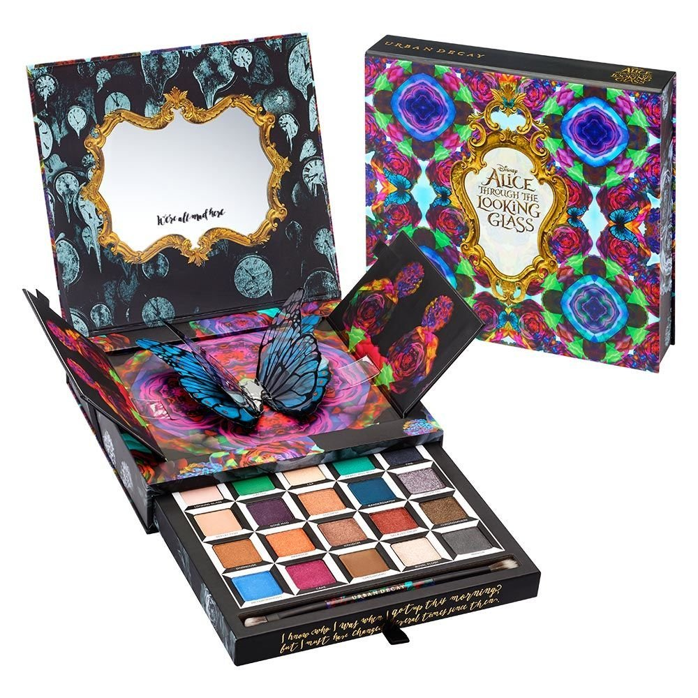 Alice through the looking glass Sephora cosmetics collection