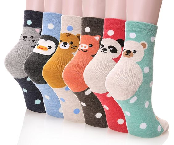 Cute Animal Socks | Cutest Animal School Supplies | back to school shopping 2017