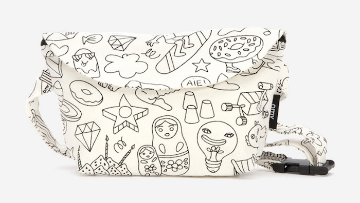 Color-your-own Backpacks And Bags That Let Your Kids Be