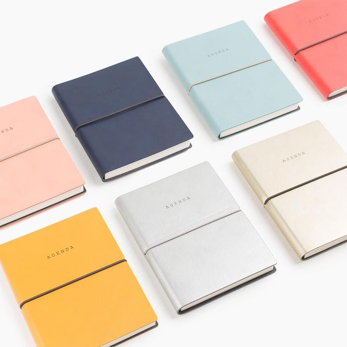 Best 2017-18 school year planners: The mini agendas by Poketo are conveniently sized, and let you fill in the dates to start whenever you want!