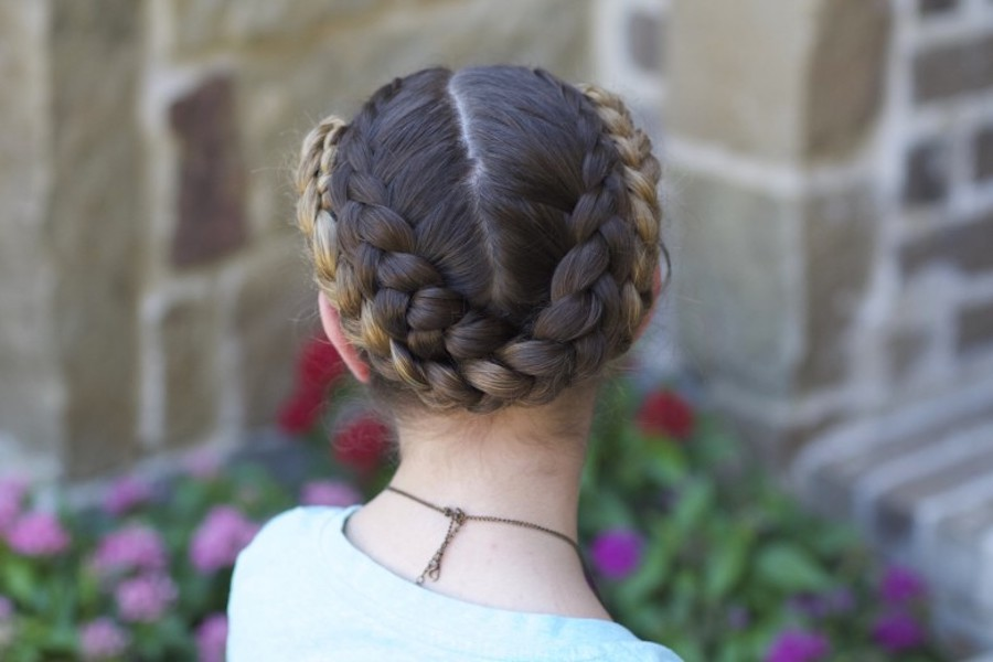 Hairgoals 10 Cool Hair Braiding Tutorials For S With All Kinds Of