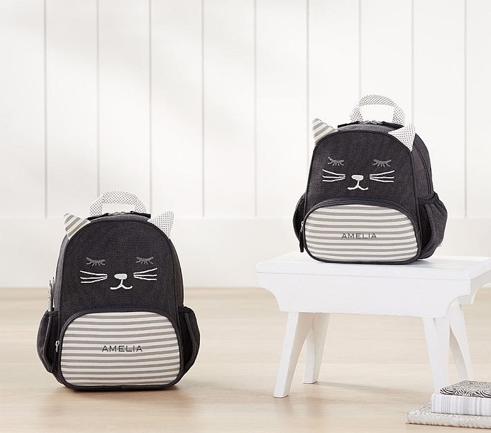 Cat Backpack | Cool Cat School Supplies | back to school shopping 2017