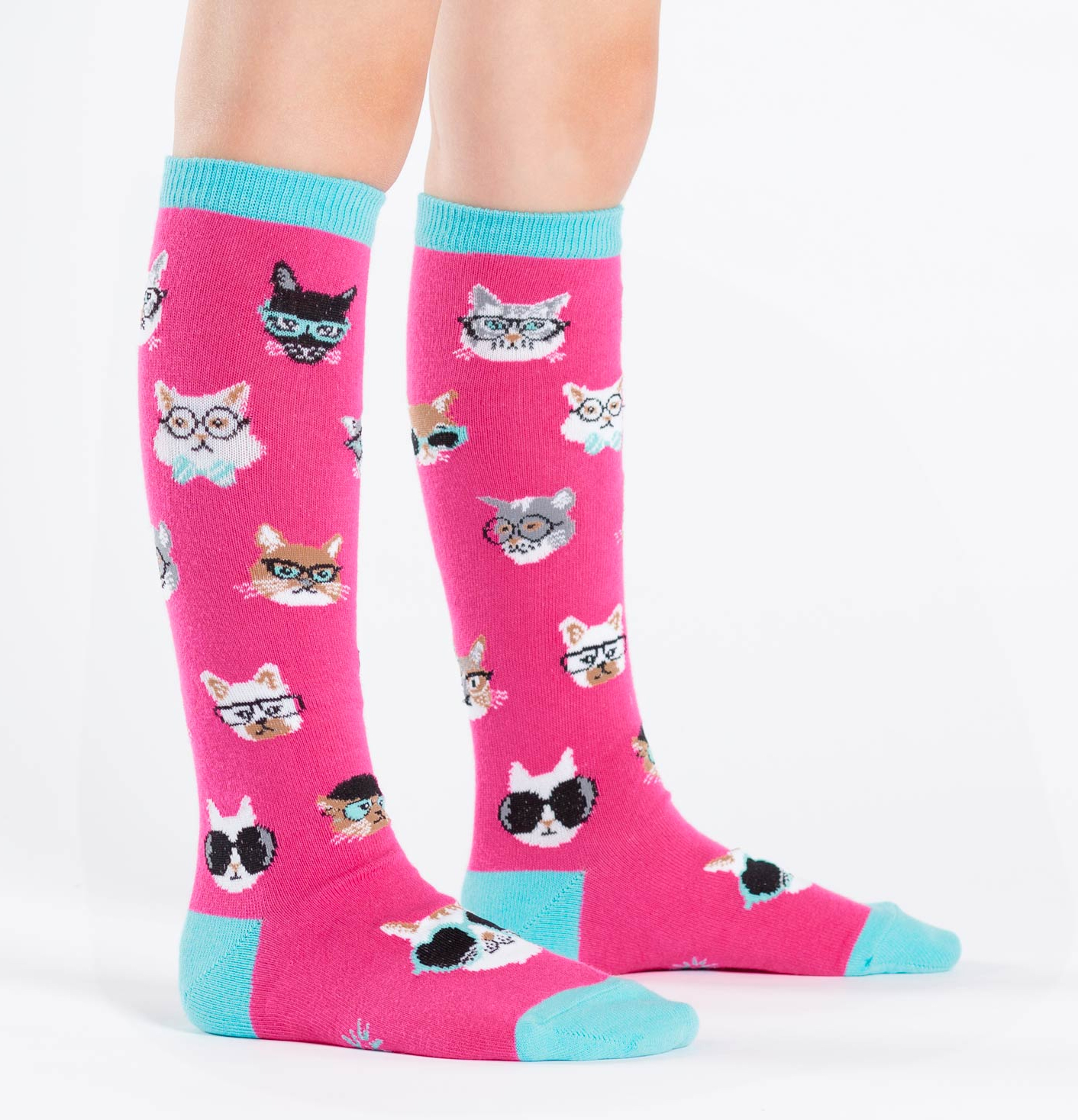 Smarty Cat Socks | Cool Cat School Supplies | back to school shopping 2017