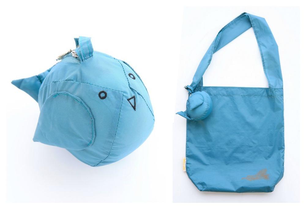 Dert reusable shopping bags | Bird